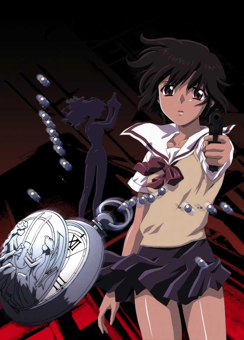 Kirika Yumura ? Noir ? Absolute Anime