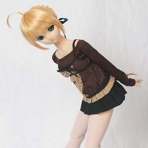 Saber plain clothes set