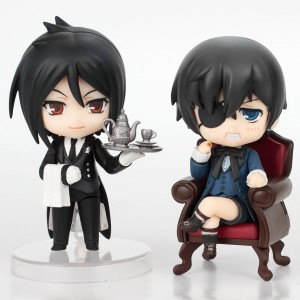 Nendoroid &#8211; Sebastian Michaelis &#038; Ciel Phantomhive
