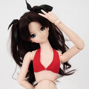 Doll's fashion swimsuit edition – Tohsaka Rin