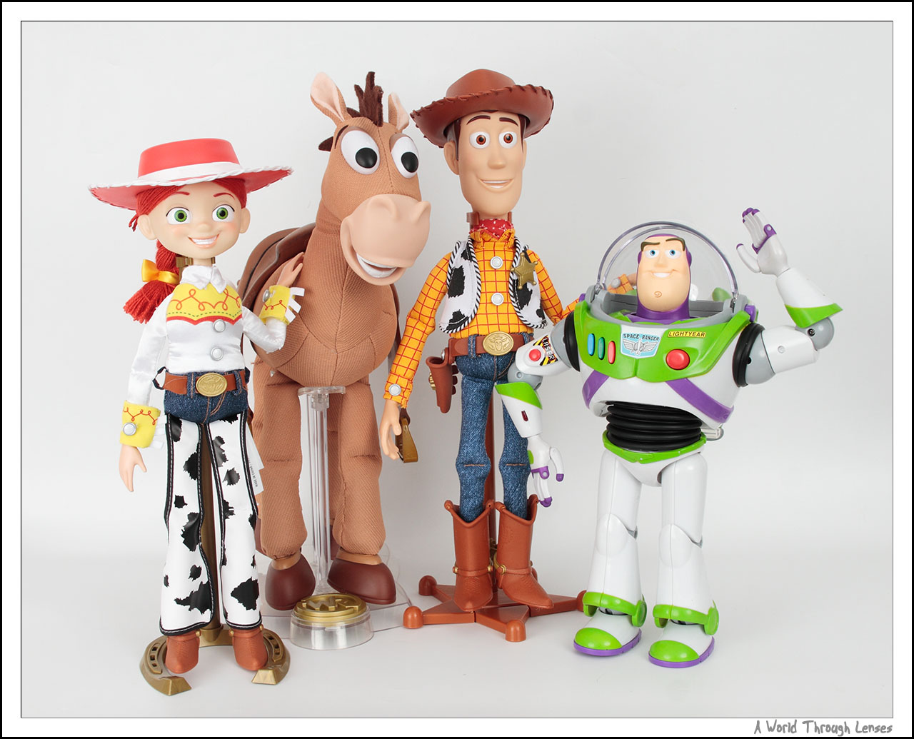 The Toys Story Collection  Part 2  A World Through Lenses