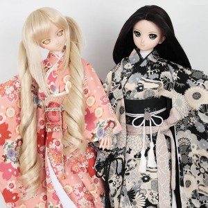 Infinite Love Kimonos